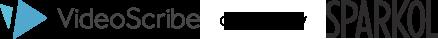 VideoScibe created by Sparkol logo